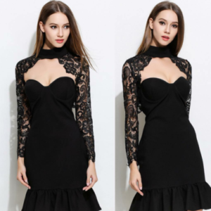 The PERFECT Lace LBD